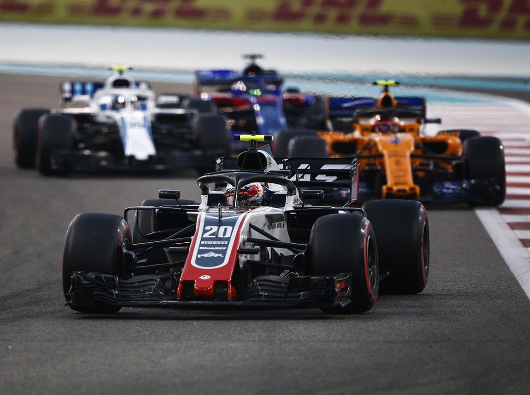 Haas F1 Team Completes Best Season To Date Speed Sport