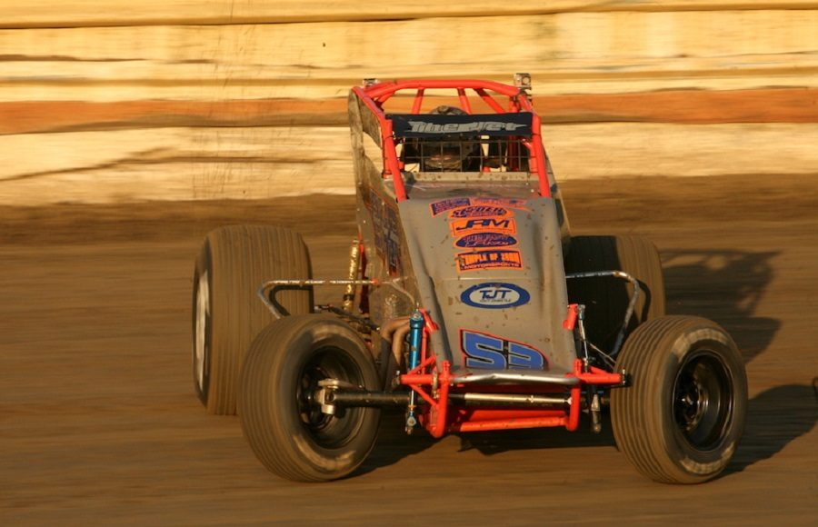 Wingless Sprints Oklahoma