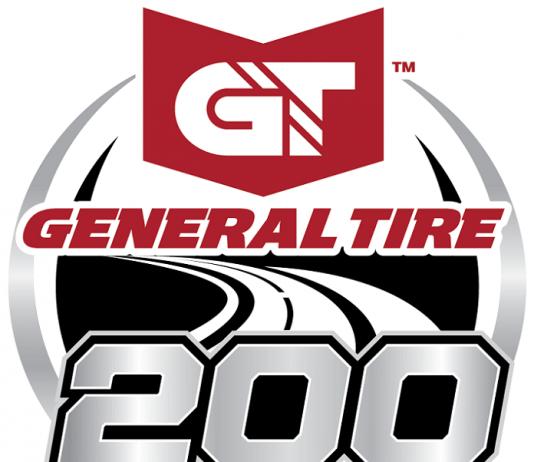 General Tire 200 Logo