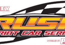 RUSH Sprint Car Series Logo