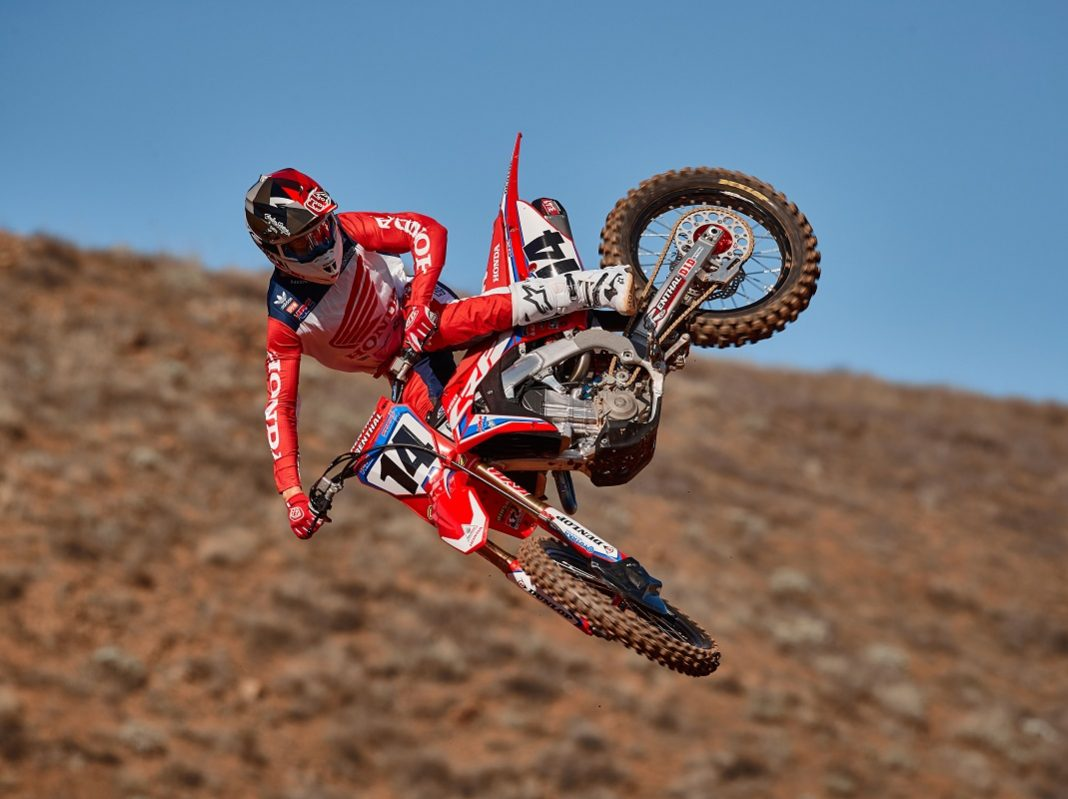 Wiseco Renews Support Of Team Honda Hrc Speed Sport