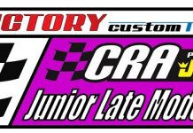 CRA Junior Late Model Series Logo