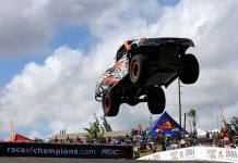 Robby Gordon's Stadium Super Trucks will have their own Australian tour in 2020.