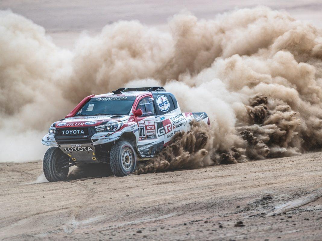 Dakar Al-Attiyah