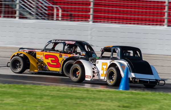 Drivers Duel In Doubleheader On AMS Road Course | SPEED SPORT