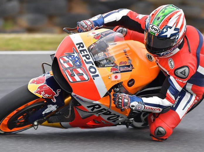 Nicky Hayden S No 69 To Be Retired In Motogp Speed Sport