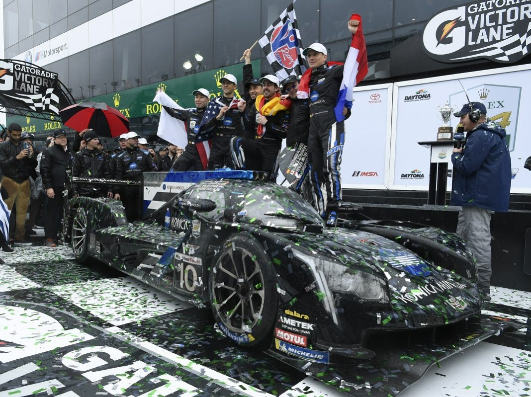 Wayne Taylor Racing Rolex 24