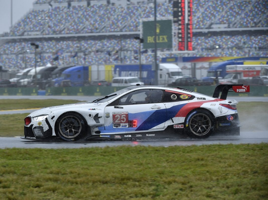 BMW Team RLL Rolex 24
