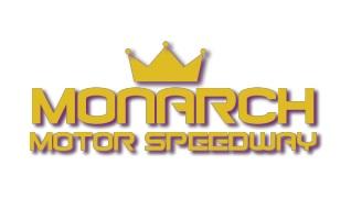 Monarch Motor Speedway Logo