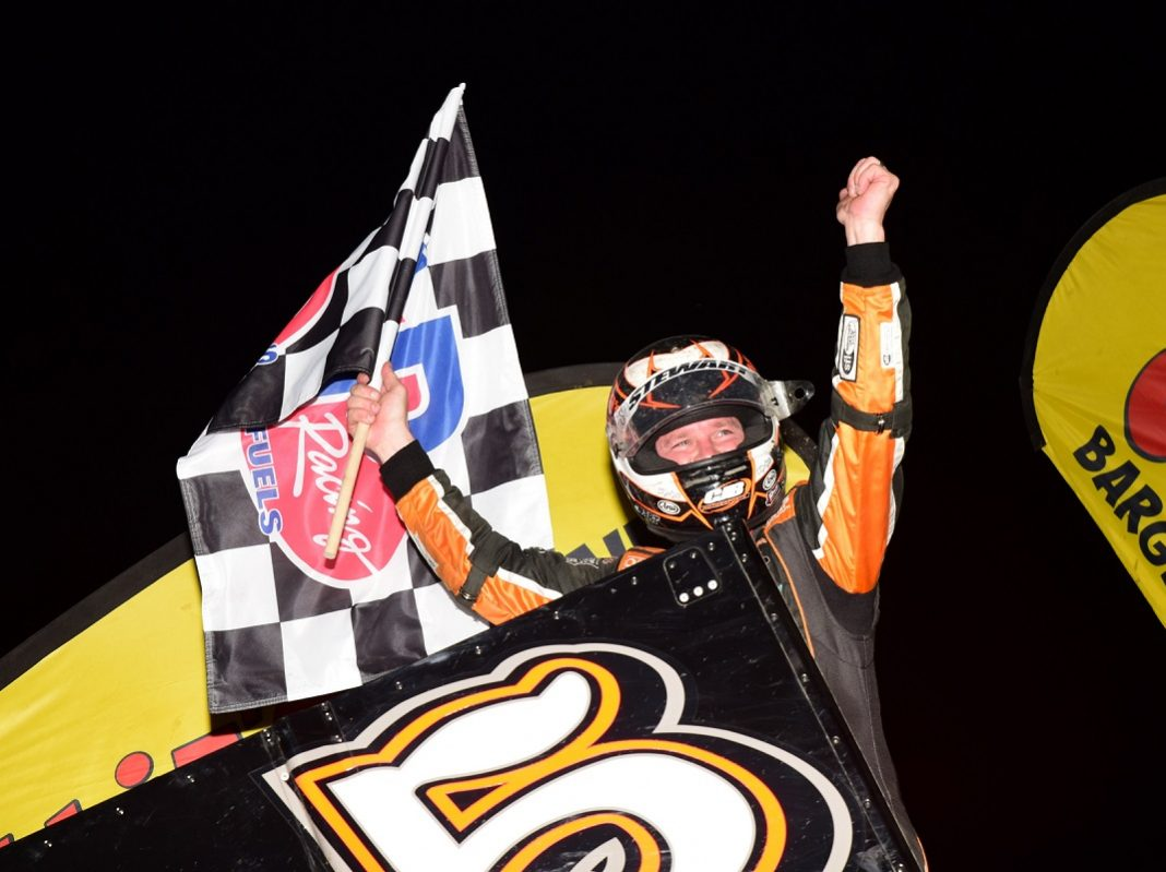 Cycle Parts Nation >> Shane Stewart Rules DIRTcar Nationals Opener | SPEED SPORT