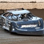 Scott Bloomquist will be back in action this weekend during the Dirt Late Model Dream. (Al Steinberg photo)