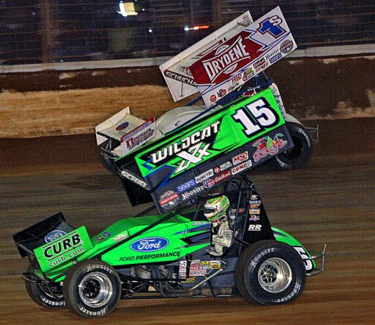 The Dirt Track At Charlotte World of Outlaws