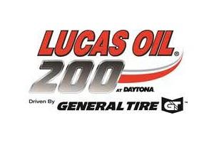 Lucas Oil 200 Logo ARCA