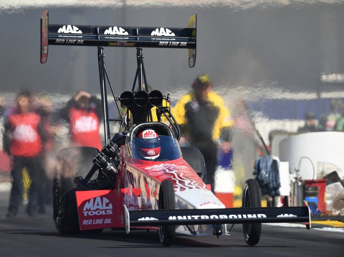 Kalitta Hoping To Keep Early Momentum Going   SPEED SPORT