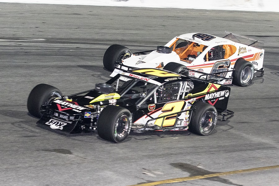 Troyer Race Cars: LFR & Troyer Race Cars Merging Operations