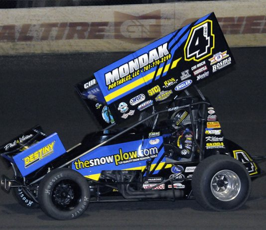 Terry McCarl (pictured), Carson McCarl and Austin McCarl will all compete in the Rayce Rudeen Foundation race. (Steve Bischoff Photo)