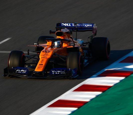 Sainz McLaren