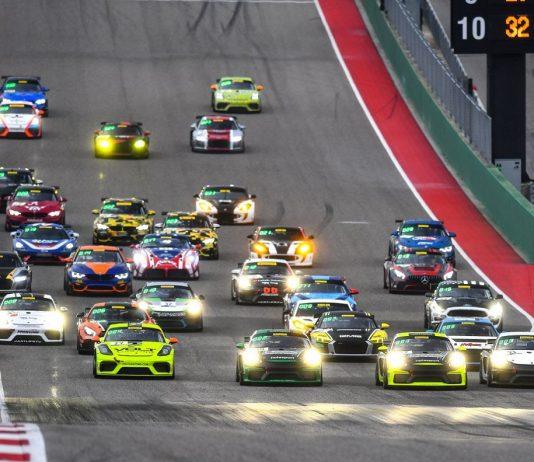 Porsche GT4 America SprintX