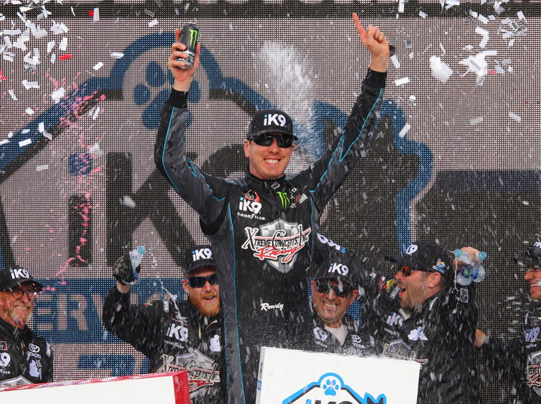 Kyle Busch completes weekend swept in Arizona desert