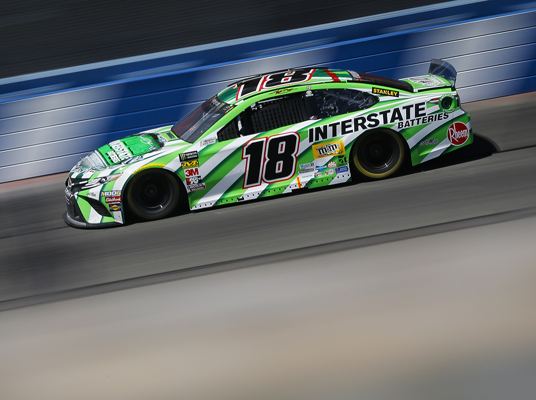 Who Makes Interstate Batteries >> Interstate Batteries Renews With Joe Gibbs Racing Speed Sport