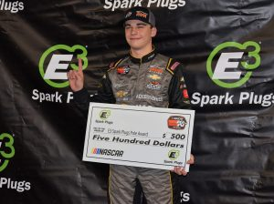 Mayer Roars To Bristol Record In K&N East Qualifying | SPEED