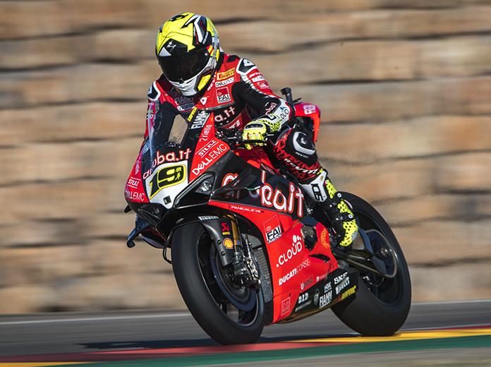 Alvaro Bautista Departs Ducati For Honda