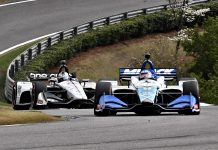 The NTT IndyCar Series opener at Barber Motorsports Park will be one of nine races shown on NBC. (Al Steinberg photo)