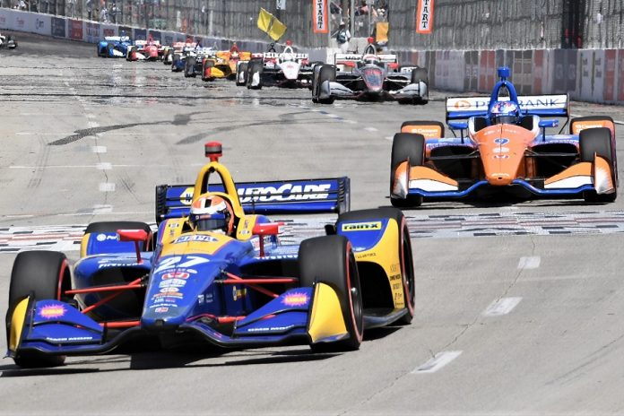 IndyCar's Grand Prix of Long Beach postponed due to coronavirus