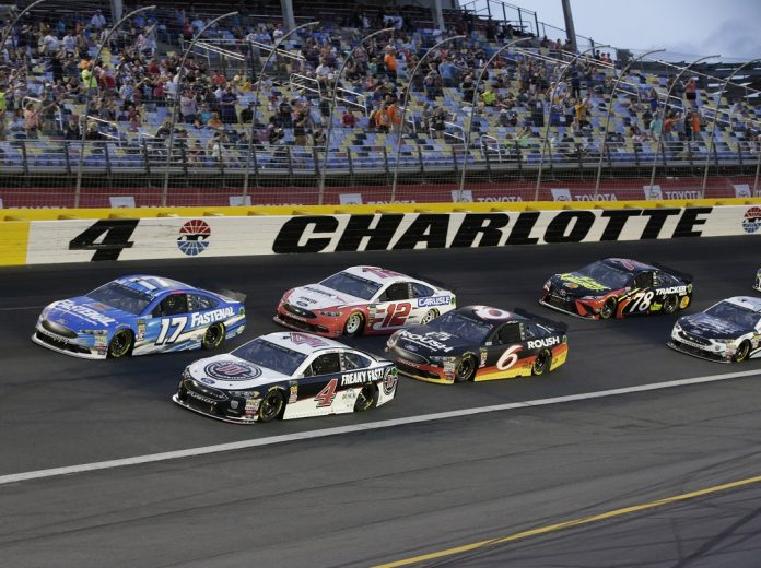 NASCAR Reveals Format For 2019 All-Star Race | SPEED SPORT