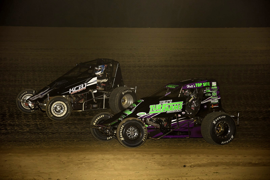 5 Winners In First 5 Races Of World of Outlaws West Coast Swing