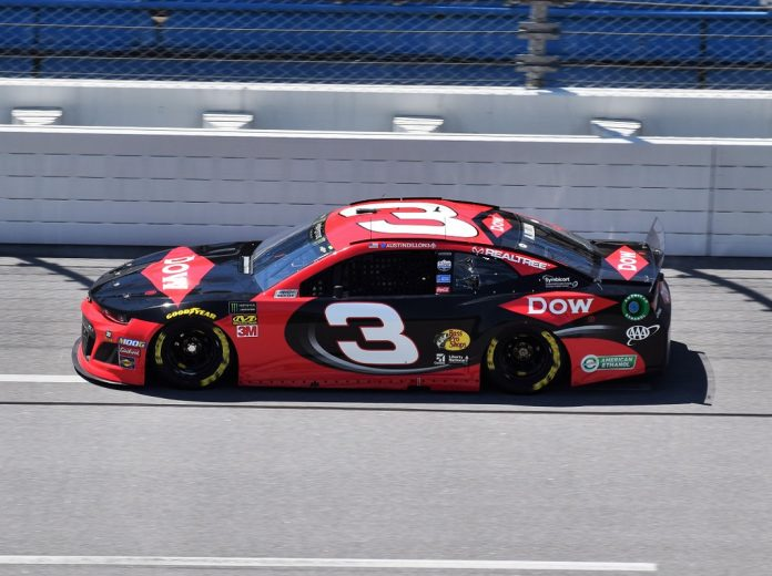 Austin Dillon penalized 10 points after GEICO 500 — NASCAR Cup Series