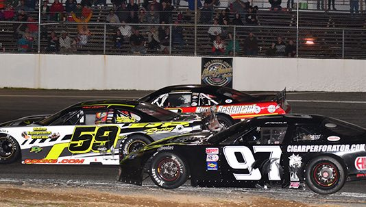 The PASS North super late models will travel to Star Speedway this weekend.