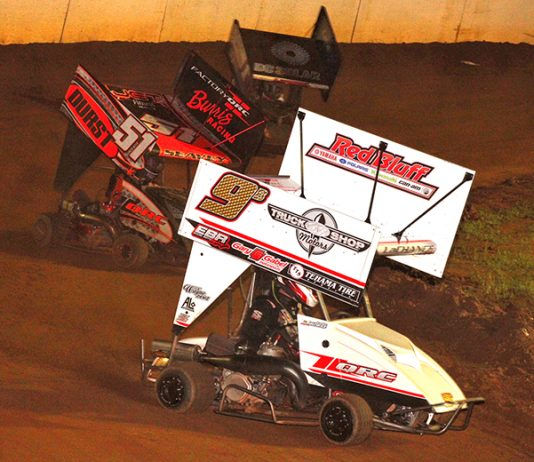 Mountain Creek Speedway has added new partners for the Clash at the Creek. (Blake Harris Photo)