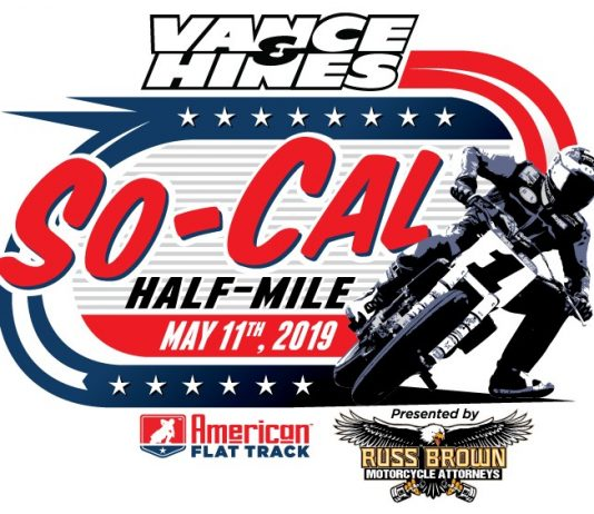 Vance & Hines So-Cal Half-Mile Logo