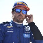 Fernando Alonso is returning to the Indianapolis 500 this year. (IndyCar Photo)