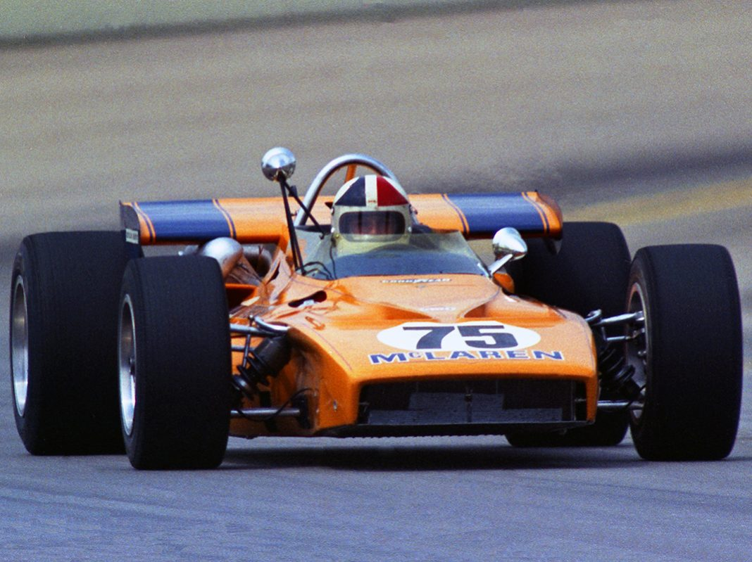 McLaren has a rich history at the Indianapolis 500
