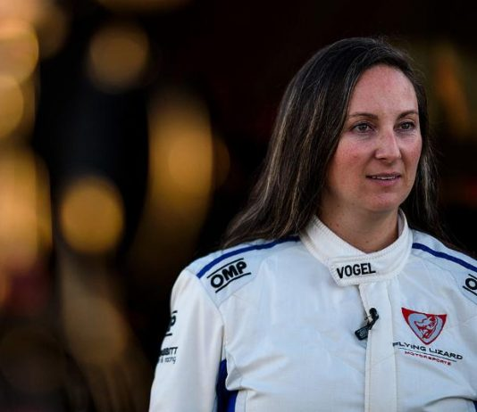 Erin Vogel will join Flying Lizard Motorsports to make her SRO GT4 America debut.