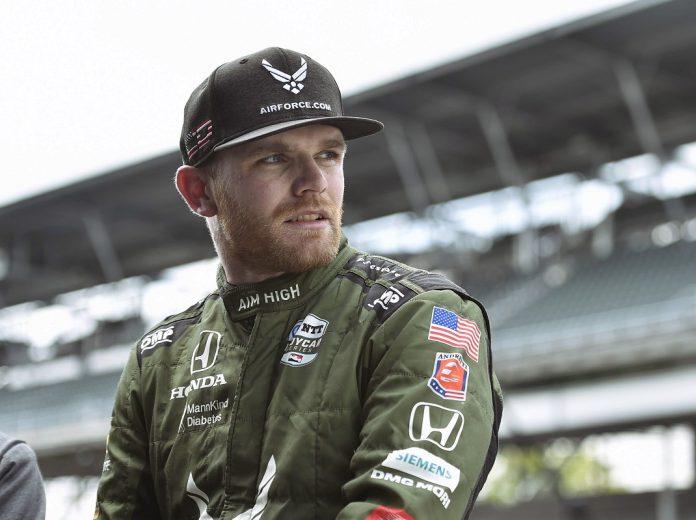 Conor Daly (IndyCar Photo)