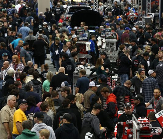 The PRI Trade Show. (PRI photo)