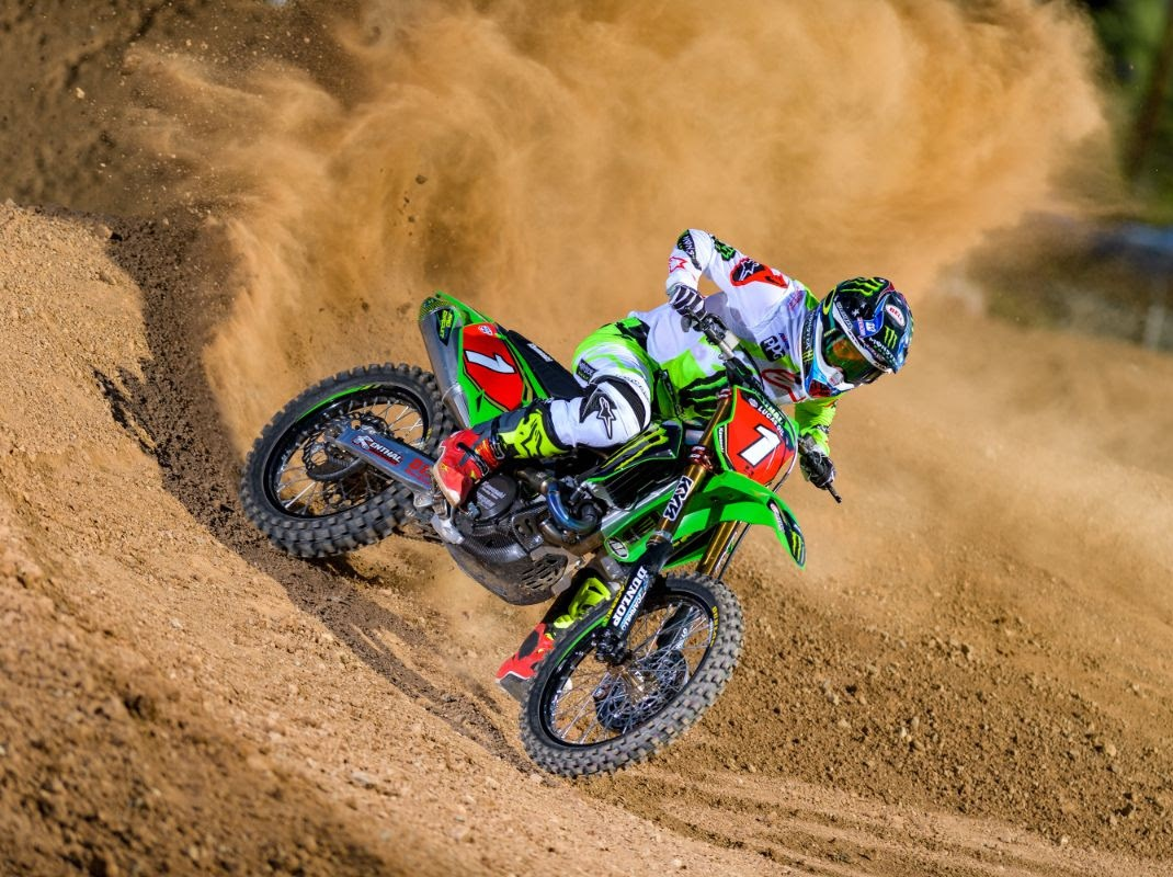 Kawasaki Confirms Tomac & Cianciarulo For 2020 | SPEED SPORT