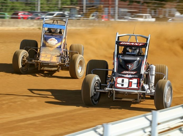 Hoosier Hundred Entry List Features 42 Cars   SPEED SPORT