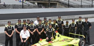 Simon Pagenaud will start from the pole during the 103rd Indianapolis 500. (IndyCar Photo)