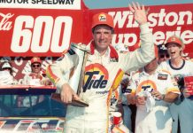 Darrell Waltrip is a five-time Coca-Cola 600 winner.