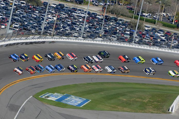 NASCAR to buy Michigan Int'l Speedway's parent company for $2 billion