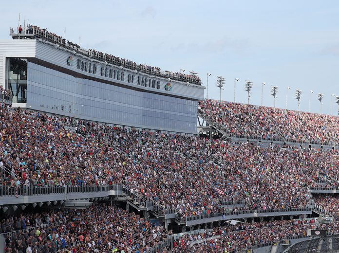 The International Speedway Corp. is getting closer to going private. (HHP/Tom Copeland Photo)