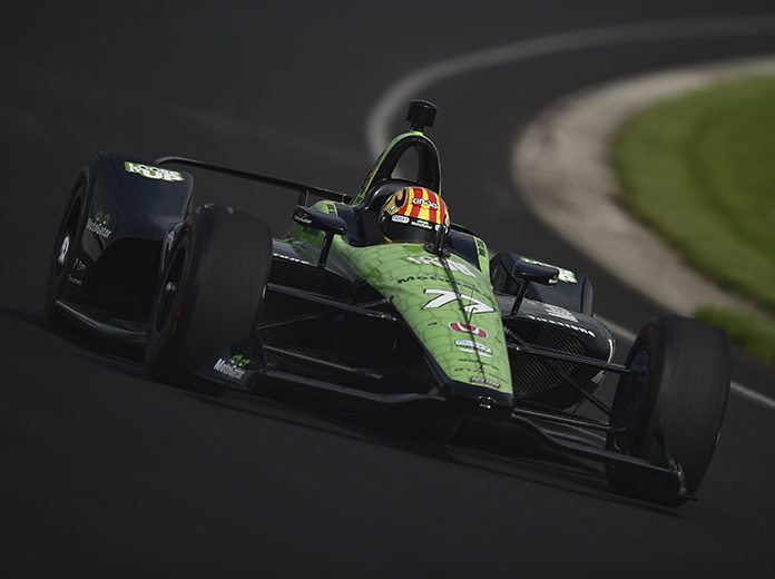MotoGator will sponsor the Indianapolis 500 pit stop competition this week. (IndyCar Photo)