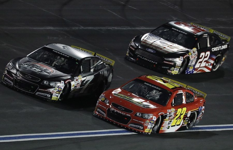 Two ARCA Menards Series