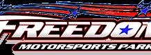 Freedom Motorsports Park Logo