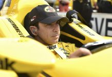 Helio Castroneves is one of several IMSA regulars competing in the Indianapolis 500. (IndyCar Photo)
