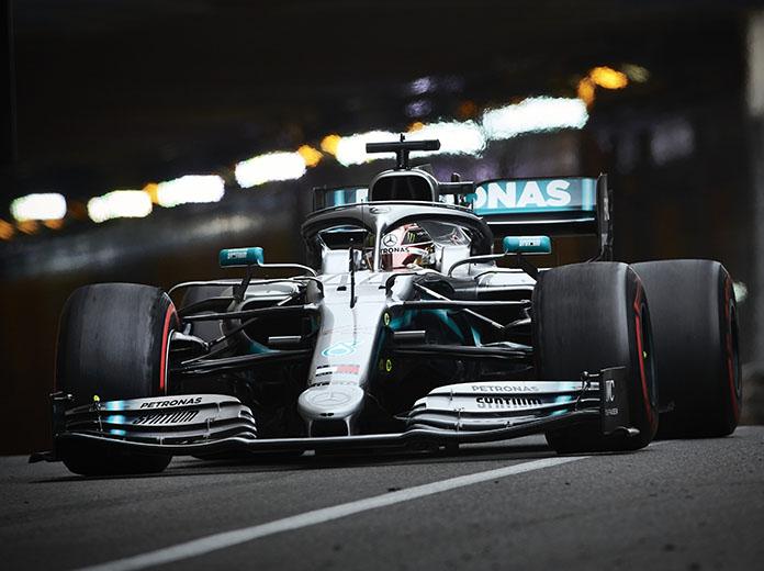 Hamilton Hangs On For Monaco Glory